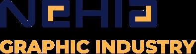 Logotype NEHIA Graphic Industry
